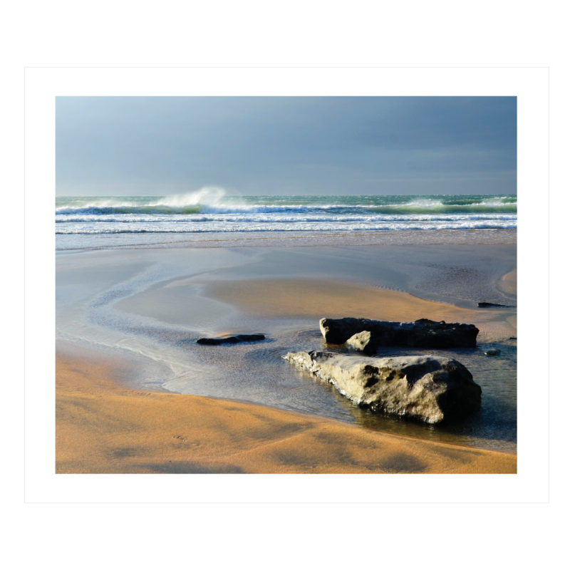 fanore beach by catherine dunne