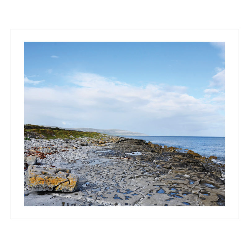 flaggy shore rock pools by catherine dunne