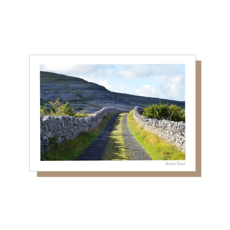 Burren Road, County Clare