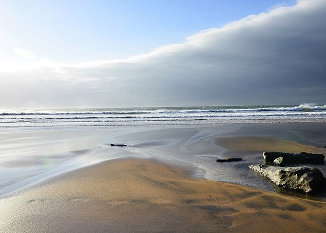 fanore beach, county clare