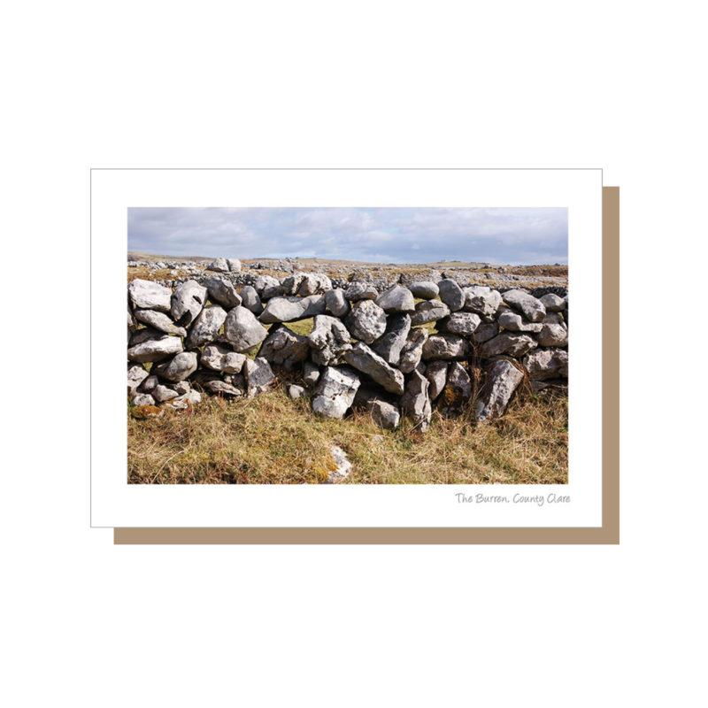 burren walls Ireland