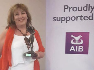 catherine dunne businesswoman of the year arts 2017