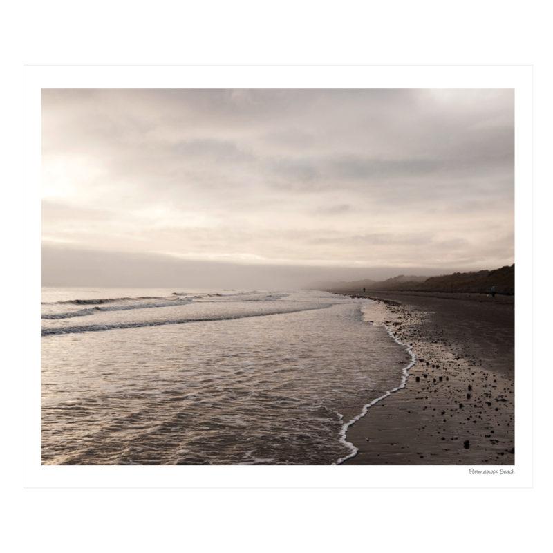 Portmarnock beach by Catherine Dunne