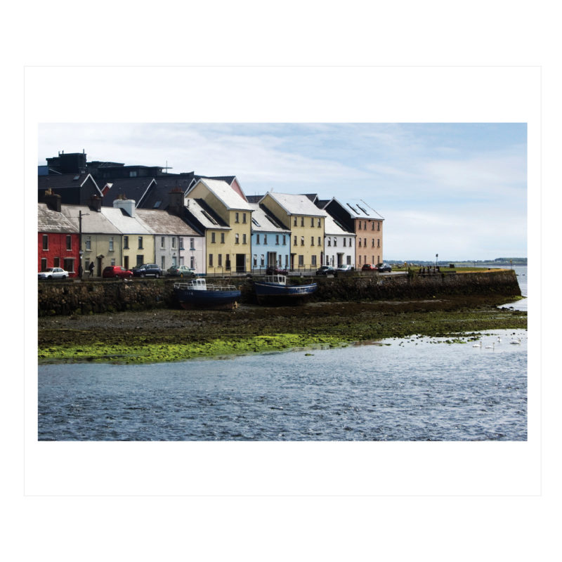 the long walk galway by catherine dunne