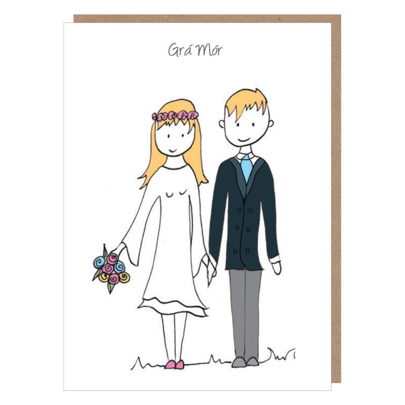 wedding card ireland