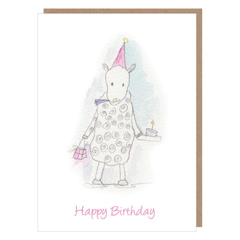 irish birthday cards
