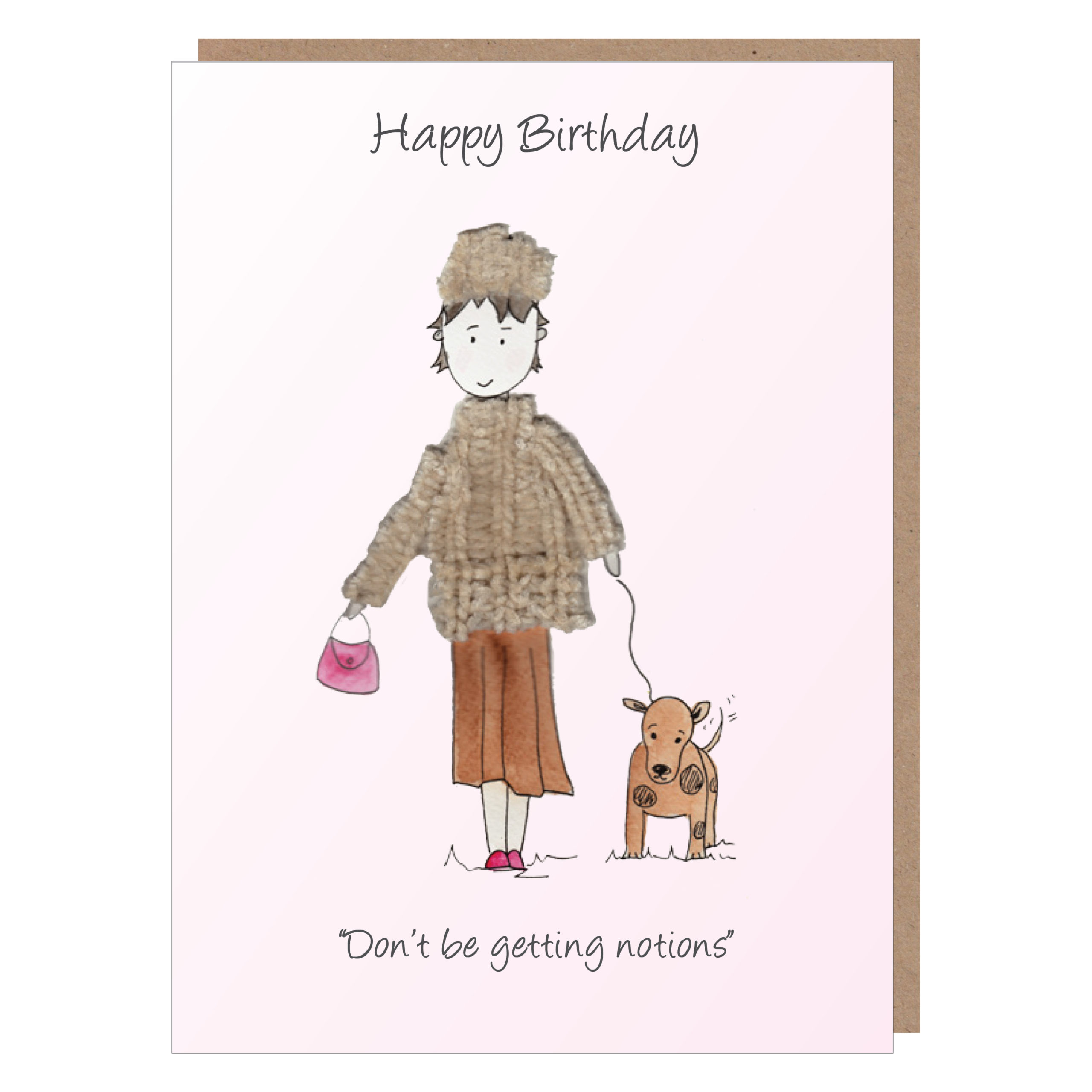 irish mammy card by catherine dunne