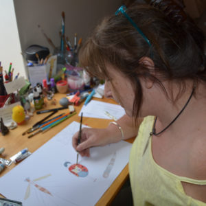 catherine dunne at work