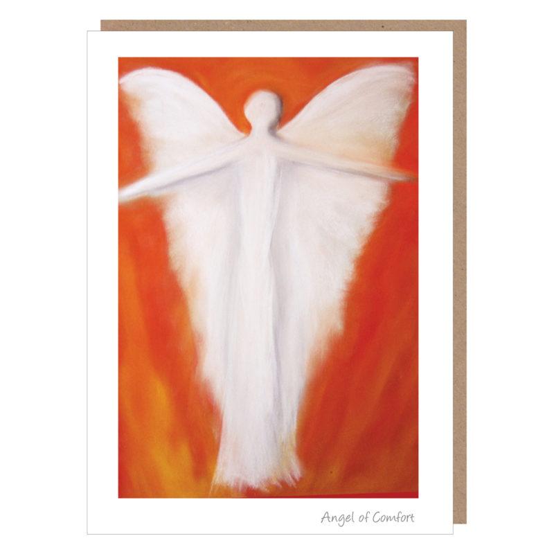 Angel of Comfort card