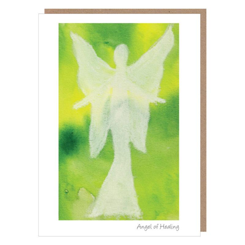 Angel of Healing card