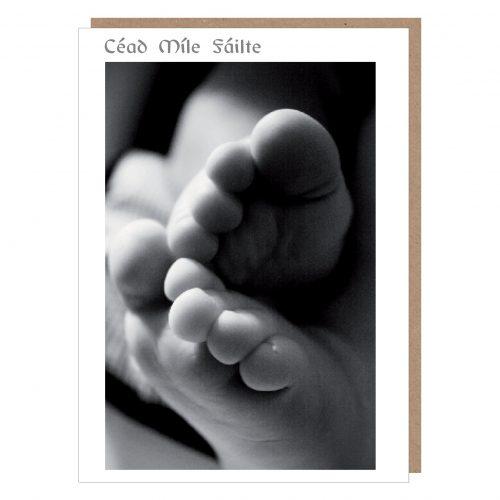 new baby card ireland