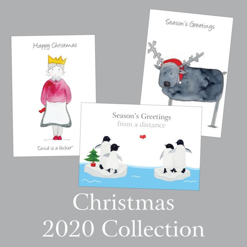 Unique Irish Christmas Cards for 2020