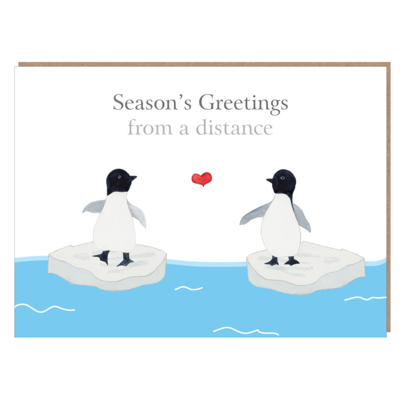 christmas 2000 penguins