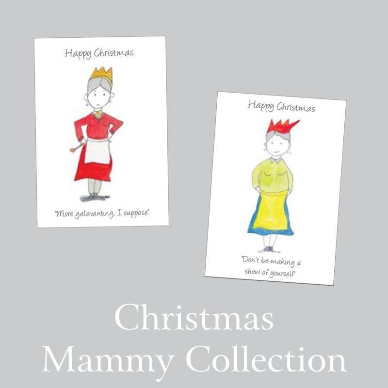 Mammy Christmas Cards