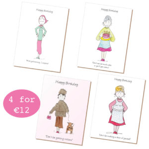 mammy collection birthday cards