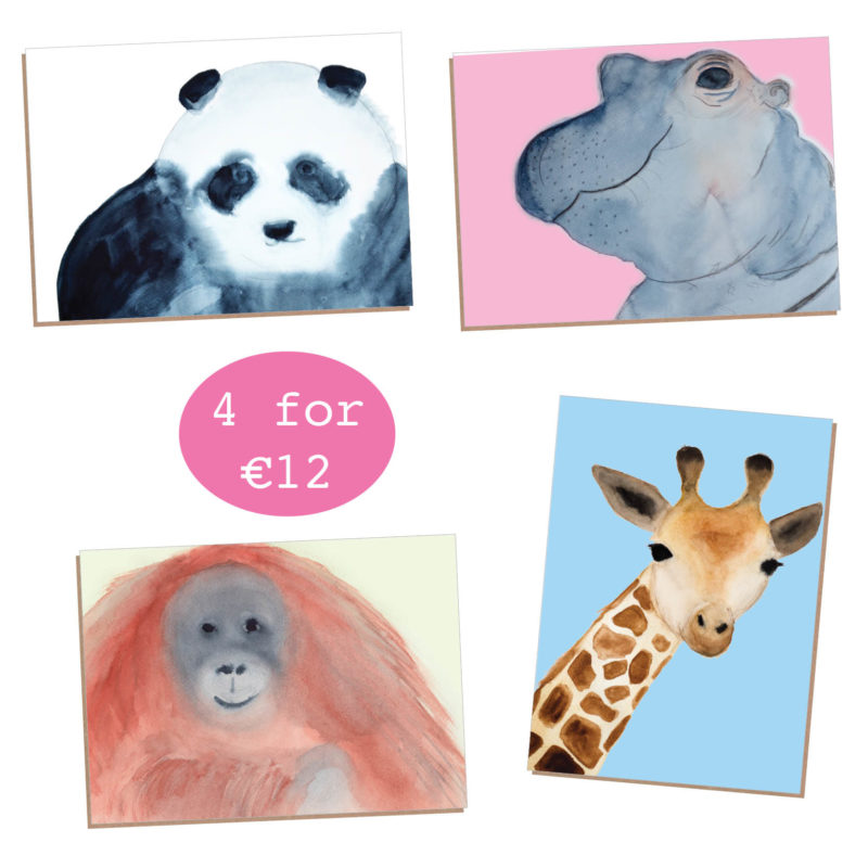 Save the world collection 2 - set of four
