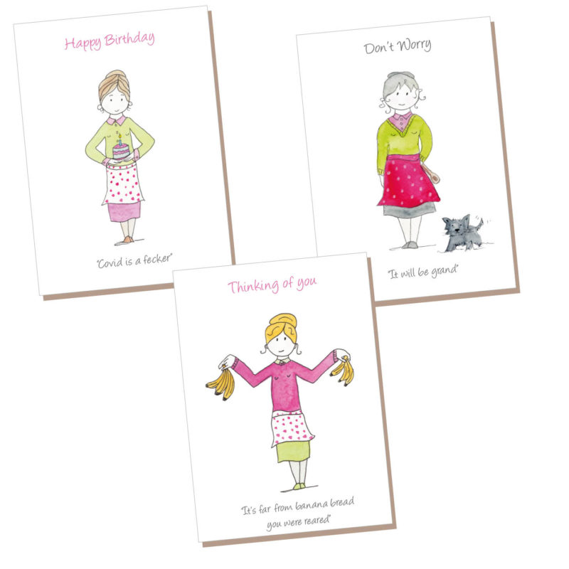 Mammy Card Collection