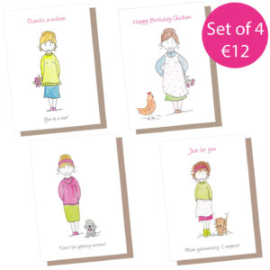 Mammy Collection of Greeting Cards