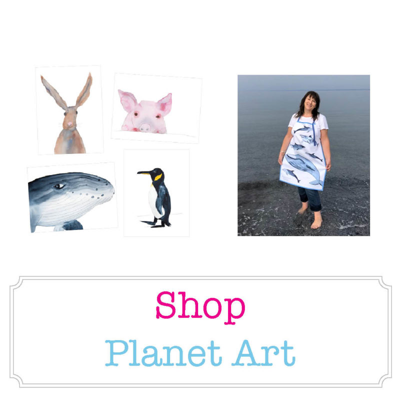 Planet Art by Catherine Dunne